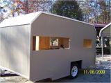 Home Built Travel Trailer Plans Homemade Camper Georgia Outdoor News forum Camping