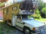 Home Built Truck Camper Plans Home Built Truck Camper Plans Neat Class C Homemade