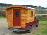 Home Built Truck Camper Plans Vardo Truck Camper This Tiny House