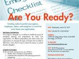 Home Care Emergency Preparedness Plan Emergency Preparedness are You Ready California Home