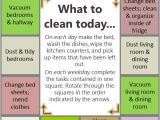 Home Cleaning Plan Cleaning Schedule Architecture Building One that Works
