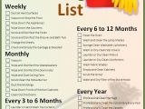 Home Cleaning Plan House Cleaning List Template Free formats Excel Word