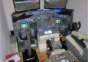 Home Cockpit Plans Behind the Yoke An Interview with Three Boeing 737 Home