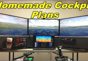 Home Cockpit Plans Homemade Cockpit Plans How to order
