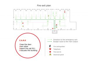Home Daycare Fire Evacuation Plan Home Emergency Evacuation Plan Homes Floor Plans