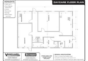 Home Daycare Floor Plans Vanguard Modular Building Systems Ready to Roll