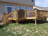 Home Deck Plans Awesome Home Deck Designs Homesfeed
