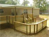Home Deck Plans Mobile Homes Minden Bossier City Shreveport La