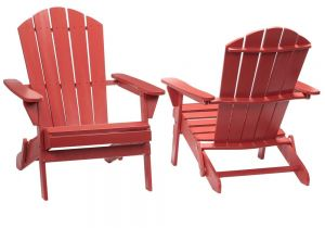 Home Depot Adirondack Chair Plans Hampton Bay Chili Red Folding Outdoor Adirondack Chair 2