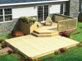 Home Depot Floating Deck Plans Deck Stunning Ground Level Deck Plans for Inspiring