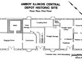 Home Depot Floor Plans Amboy Depot Museum Amboy Illinois