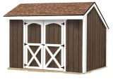 Home Depot Storage Shed Plans Best Barns aspen 8 Ft X 10 Ft Wood Storage Shed Kit with