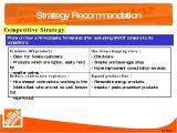 Home Depot Strategic Plan Home Depot Class Presentation