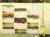 Home Depot Vertical Garden Plans Vertical Planter Diy Home Depot Garden Project