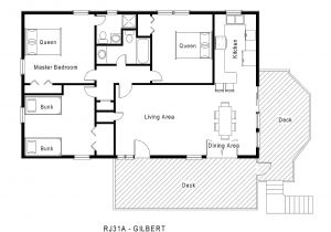 Home Design Floor Plans 1 Story Beach House Floor Plans Home Deco Plans