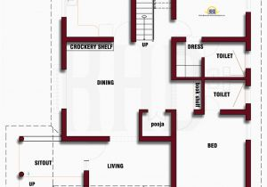 Home Design Floor Plans Beautiful Kerala House Photo with Floor Plan Kerala Home