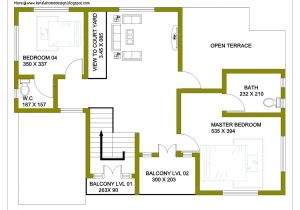 Home Design Plans 2 Storey House Design with 3d Floor Plan 2492 Sq Feet