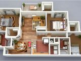 Home Design Plans 3d 13 Awesome 3d House Plan Ideas that Give A Stylish New