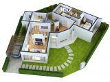 Home Design Plans 3d Impressive Floor Plans In 3d Home Design