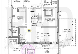 Home Design Plans Elevation and Floor Plan Of Contemporary Home Kerala