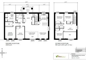 Home Design Plans Ottawa Passive House Plans Ottawa Passive House by Ekobuilt