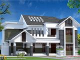 Home Design Plans with Photos In Kerala 2800 Sq Ft Modern Kerala Home Kerala Home Design and