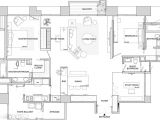 Home Design with Floor Plan asian Interior Design Trends In Two Modern Homes with