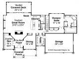 Home Design with Floor Plan Craftsman House Plans Pacifica 30 683 associated Designs