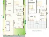 Home Design with Plan 30 40 Site Duplex House Plan Homes Floor Plans