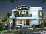 Home Designer Plans 1838 Sq Ft Cute Modern House Kerala Home Design and