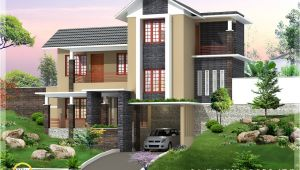 Home Designer Plans New Trendy 4bhk Kerala Home Design 2680 Sq Ft Kerala