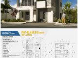 Home Designs and Floor Plans Awesome Modern House Designs and Floor Plans Philippines