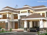 Home Designs and Plans Colonial Style House Designs In Kerala at 3500 Sqft 5000