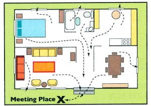Home Disaster Plan Communication Plan Family Communication Plan Disaster