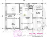 Home Drawing Plan Kerala Model Home Design In 1329 Sq Feet Kerala Home