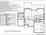 Home Electrical Plan House Main Floor Electric Plan Sds Plans House Plans