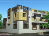 Home Elevation Plan Duplex House Plan and Elevation 2878 Sq Ft Kerala