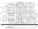 Home Elevation Plan Front View Elevation Of House Plans Joy Studio Design