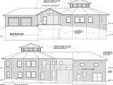 Home Elevation Plan Home Plan Drawings Elevation Building Plans Online 81487
