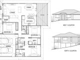 Home Elevation Plan House Plan Elevation Architecture Plans 4976