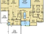 Home Elevator Plans Plan 29804rl 4 Beds with Elevator and Basement Options