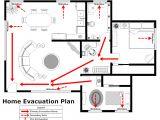 Home Emergency Evacuation Plan Home Evacuation Plan 2