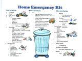 Home Emergency Plan Disaster Emergency Preparedness