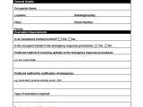 Home Emergency Plan Example 10 Evacuation Plan Templates Sample Templates