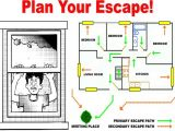 Home Emergency Plan Exceptional Home Fire Escape Plan 11 island Fire