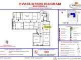 Home Emergency Plan Home Emergency Evacuation Plan Homes Floor Plans