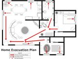 Home Emergency Planning House Evacuation Plan Escortsea
