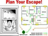 Home Escape Plan Exceptional Home Fire Escape Plan 11 island Fire