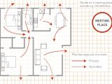 Home Escape Plan Grid Fire Safety Home Fire Safety Escape Plan Child Safety Hub