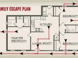 Home Escape Plan Home Fire Safety Official Website Of the City Of Tucson